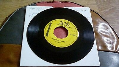 Soul Boys - Rudie get wise Rio Uk Studio one ska