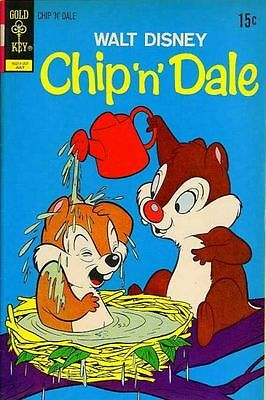 CHIP 'N DALE 16 2nd SERIES WHITMAN 15 CENTS AMERICAN COMIC