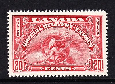 CANADA 1935 20c SCARLET SG S8 MNH.