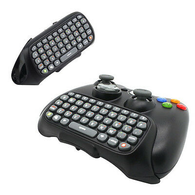 Wireless Controller Messenger Keyboard Game Chat Pad Chatpad Keypad For Xbox 360