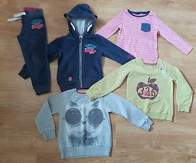Girls NEXT  Bundle age 4-5 5 Years jogging suit sweaters tops