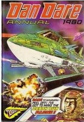 Dan Dare Annual 1980 (The Eagle) - by IPC Magazines (1979) - Hardback