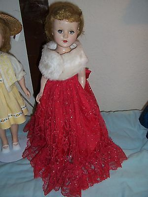 """American Character """"Sweet Sue"""" Doll in Red Eveining Gown"""