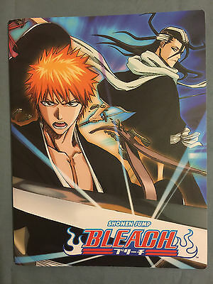 BLEACH Pocket File Folder Renji Ichigo Byakuya