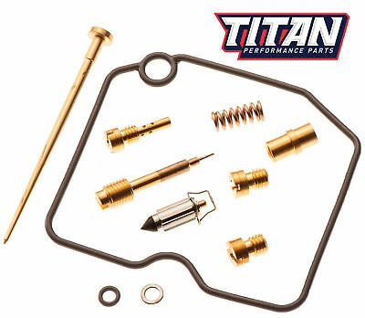 Titan OEM Quality Carb Carburetor Rebuild Repair Kit Yamaha Grizzly 660 02-05