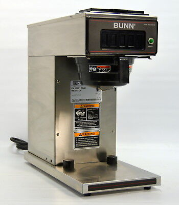 Bunn CW15-TC PF Pourover Thermal Carafe Coffee Brewer Automatic 23001.0040 120V