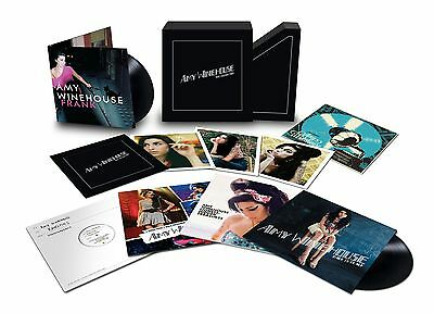 Amy Winehouse - The Collection - 5 x Vinyl LP Album Box Set *NEW & SEALED*
