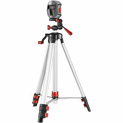 Ozito Cross Line Laser Level With Tripod