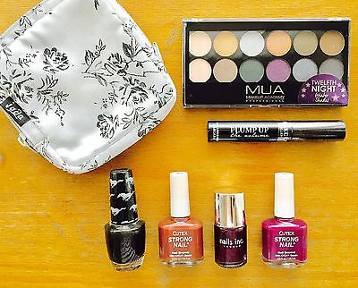 Make Up Beauty Job Lot Bundle OPI Nails Inc Cutex MUA - All in photos