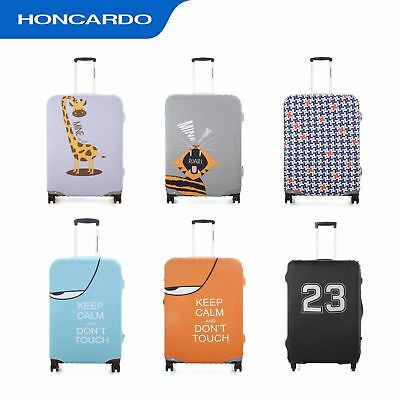 "Elastic Suitcase Cover Luggage Protector Dust-Proof Water Repellency 20""-30"""