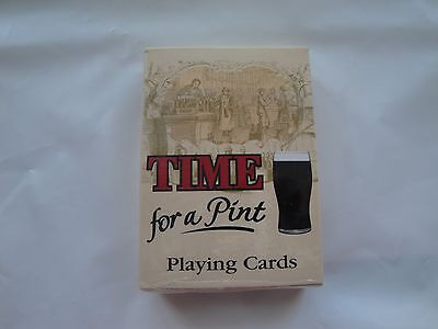 52 Playing cards Time for a Pint