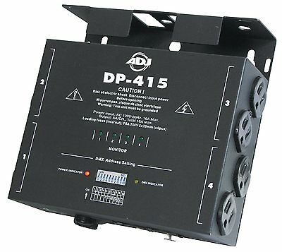 American DJ DP-415 (4-Channel Dimmer Pack)