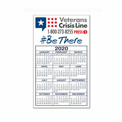 "CALENDAR MAGNETS, Size 4""x7"" - 250 quantity - Custom Printed with Your Logo"