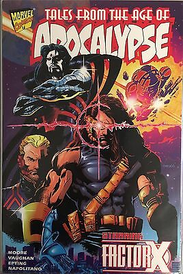 Tale From The Age Of Apocalypse Starring Factor X TPB Marvel Comics 1997 VF#