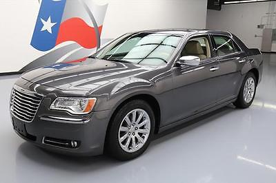 2014 Chrysler 300 Series  2014 CHRYSLER 300C HEMI NAV REAR CAM VENT SEATS 63K MI #117654 Texas Direct Auto