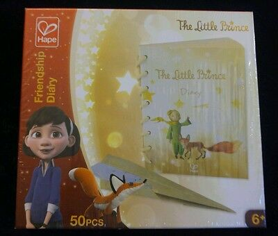 New Hape The Little Prince Friendship Diary NEW Hape the little prince diary