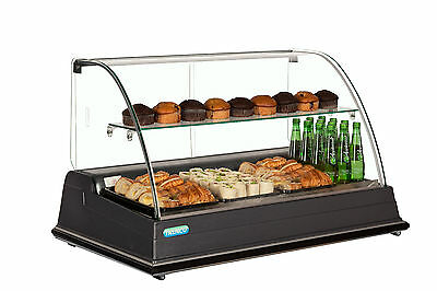 Manchester Sandwich Snacks Refrigerated Countertop Display & Free Delivery!