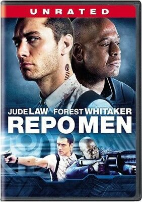Repo Men [New DVD] Ac-3/Dolby Digital, Dolby, Dubbed, Digital Video Services,
