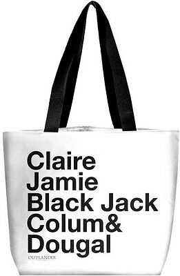Outlander - Characters Tote