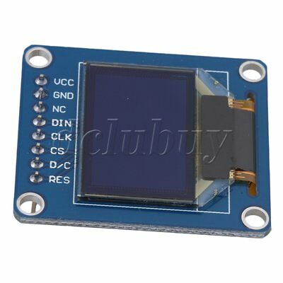 "SSD1331 Chip 96x64 Resolution SPI Interface 0.96"" Display Screen Module"