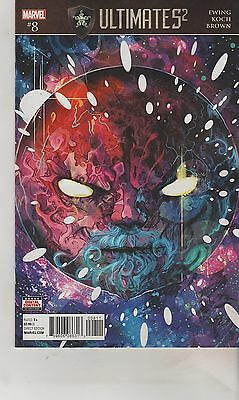 Marvel Comics Ultimates 2 #8 August 2017 1St Print Nm