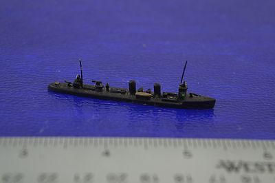 Mercator Imperial German navy Destroyer SMS G37 1915 Metal  1:1250 Scale