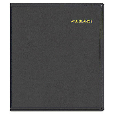 Refillable Multi-Year Monthly Planner, 9 X 11, White, 2017-2021-AAG7029605