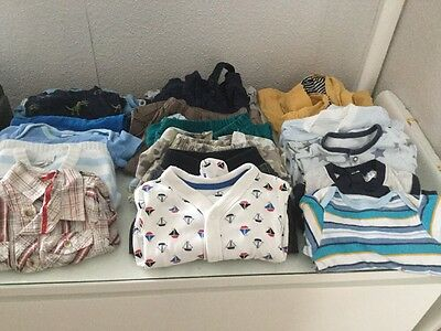 Baby Boy Bundle 3-6 Months Baby Gap/George/f&f/dandelion/matalan Etc Summer