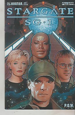 Avatar Press Stargate Sg-1 #1 February 2004 1St Print Nm
