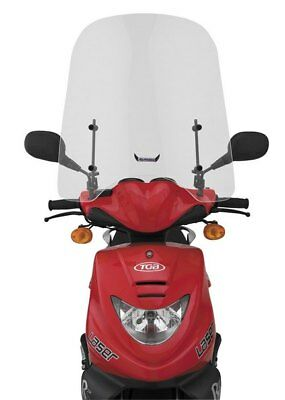 Slipstreamer Scoot 50 Windscreen for Scooters Clear S-SCTR50-M
