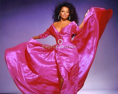 Diana Ross 8x10 to 24x36 Photo Poster Canvas Wall Adhesive by LANGDON HL29