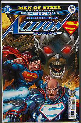 ACTION COMICS #969 (2016 Rebirth) FIRST Printing DC US - Bagged Boarded Superman