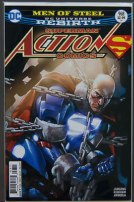 ACTION COMICS #968 (2016 Rebirth) FIRST Printing DC US - Bagged Boarded Superman