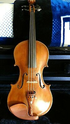 Fine Old Beautiful Violin Lots Of Power