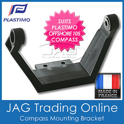 Plastimo Bracket Mount Kit Only - For Offshore 105 Black Boat/powerboat Compass