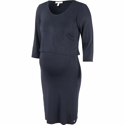 Neu ESPRIT for mums Stillkleid dunkelblau 6032841
