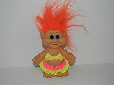 Vintage ITB Bikini Swimsuit Bathing Suit Troll Doll 5""