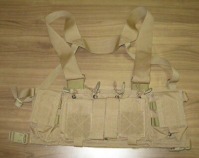 FirstSpear DEVGRU Multi-Purpose chest rig coyote brown tactical harness SEAL NSW