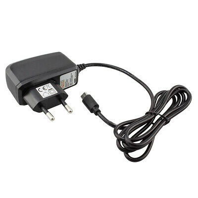caseroxx Camera charger for Sony HDR-CX405 Full HD Camcorder Micro USB Cable
