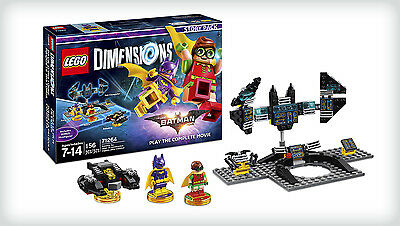 LEGO Dimensions Story Pack Batman Movie, RRP £39.99, FREE delivery