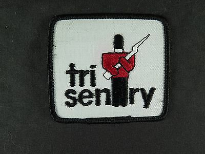 Tri sentry Iron On Patch