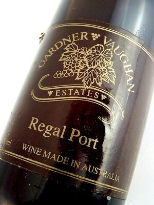 1978 circa NV GARDNER VAUGHAN Regal Port Isle of Wine