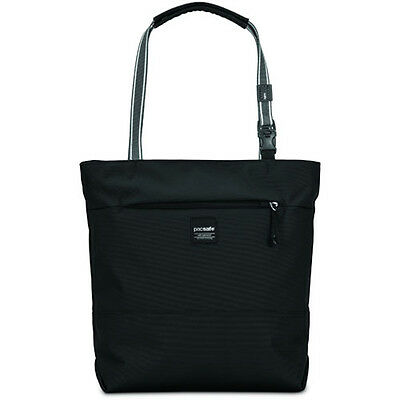Pacsafe Slingsafe LX200  Anti-theft Compact Tote- Black