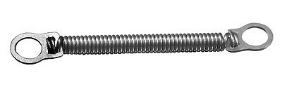 CLOSED COIL SPRING  9mm 75gm (extra light) of Force 10 pack Orthodontics use