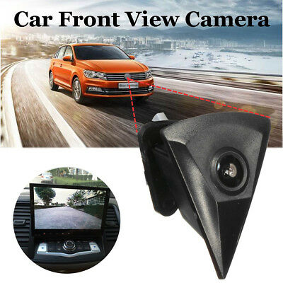 Car Front View Camera Logo Embedded Waterproof for VW Golf Passat Jetta Tiguan