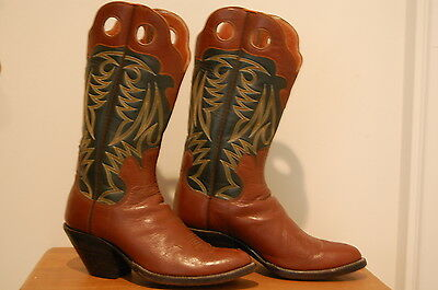 Paul Bond Custom Cowboy/cowgirl Boots ...look
