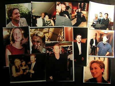 Candid VINTAGE Assorted 11 PHOTO Lot w/Credit 860s