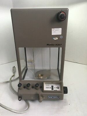 Fisher Scientific Mettler Analytical Scale H20T