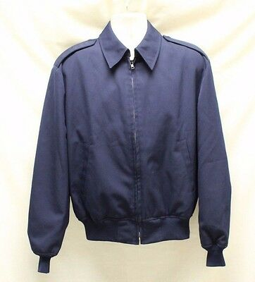 US Military Air Force Men's Jacket, Blue