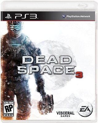 PS3 Dead Space 3 Limited Edition Play Station 3 Brand New